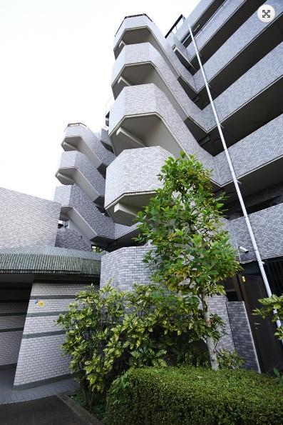 大倉山の広々マンション 大倉山パーク・ホームズ 502号室