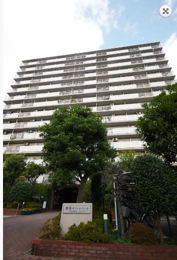 蒲田のリノベーションマンション 2SLDK 蒲田グリーンパーク1009号室