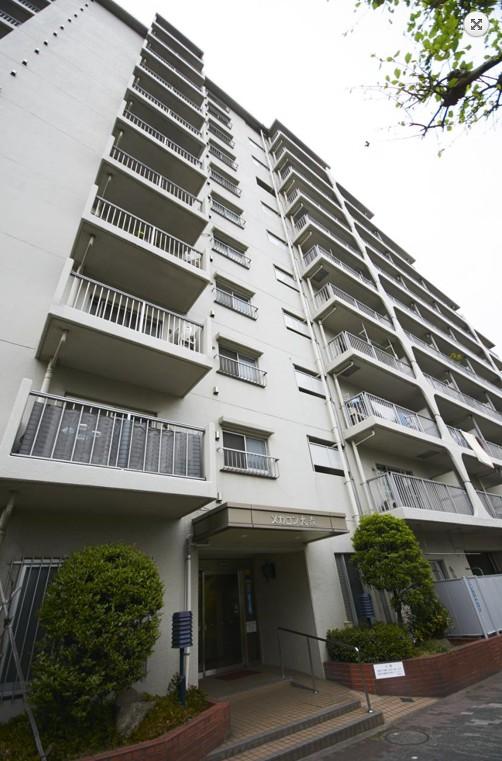 大田区のペットと住めるマンション メガロン大森 610号室